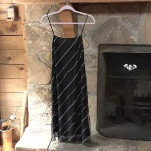 BCBGMAXAZRIA black cocktail dress